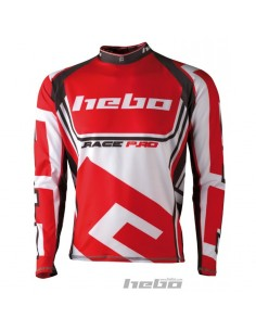 MAILLOT RACE PRO II ROUGE