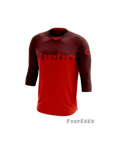 Maillot LEVEL - manches 3/4