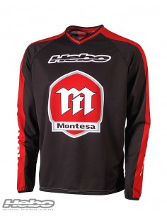 maillot trial MONTESA BAGGY 216