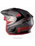 Casque moto Trial ZONE 5 PURSUIT HEBO