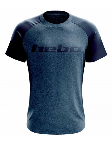 T-Shirt / maillot vélo vtt all mountain sport LEVEL 2 HEBO