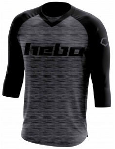 T-Shirt velo all mountain vtt sport LEVEL PRO 3/4
