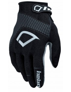 Gants vélo enduro all mountain trial sport vtt Tracker PAD HEBO