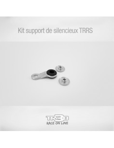 Support de silencieux TRRS