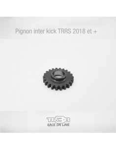 Pignon inter kick TRRS 2018 et plus