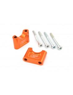 paire de rehausses de guidon (28,6mm) SHERCO  11 (+15mm)