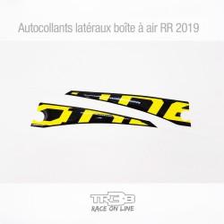 Autocollants latéraux boîte à air RR 2019