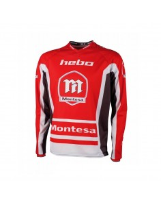 Maillot Trial Montesa Classic III