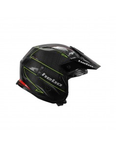 Casque Trial Zone 4 Carbone II
