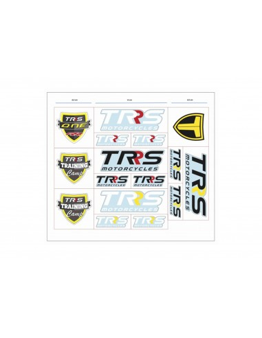 KIT stickers TRRS (16 pièces)