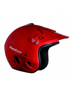 Casque Trial ZONE Rouge