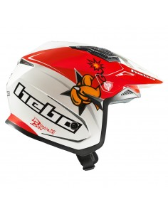 Casque Trial Zone 5 Toni Bou replica