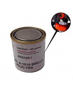 Pot retouche peinture rouge RR - 100Gr