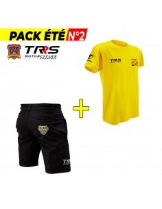 PACK ÉTÉ t-shirt + short TRRS