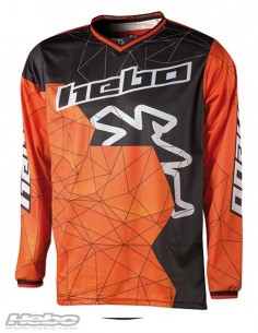 MAILLOT ENDURO SWAY ORANGE