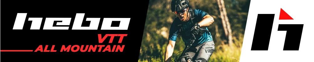 VTT All mountain HEBO Bike - Dernières collections