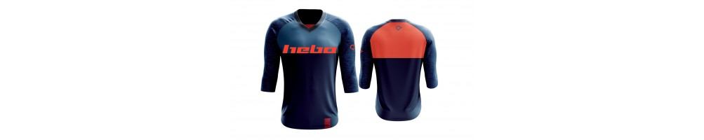 Maillots HEBO - Bike Trial